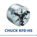 Power Chuck KFD-HS, máxima precisión y confiabilidad